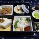 松花堂で晩ご飯