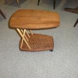 『飛騨高山の柏木工CIVILのプチテーブル』の画像