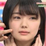 『欅坂46 2期生藤吉夏鈴のほっぺを触る1期生の絵がシュールすぎる!【欅って、書けない?】』の画像