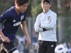 サッカー日本代表、3バック採用の可能性・・・