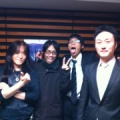 AIR-G 2012 / 2 / 9 ON-AIR用収録-1