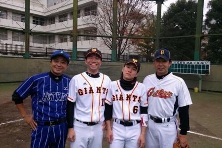 【画像】巨人阿部と坂本のモノマネ芸人wwwwwwwww alt=