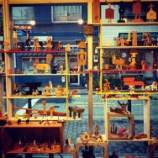 『ガラクトーイのオレンジくんからはじまった八百コーヒー店との11年』の画像