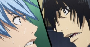 【黒子のバスケ 2期】第11話(36Q) 感想・・・黒子っちもやられたらやり返す!