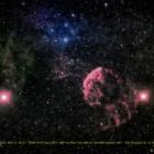 『BORG107FLによるくらげ星雲(横浜)2020/02/27』の画像