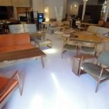 『【北欧スタイル・日進木工の家具2012】日進木工のgeppoシリーズを中心としたコーナーが完成』の画像
