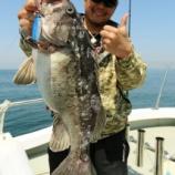『4月21日、22日 釣行 スロージギング詳細 GW空き情報』の画像