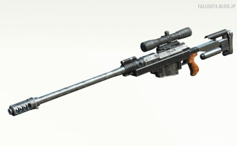 Anti Materiel Rifle