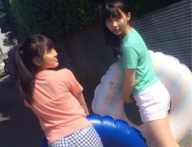 【朗報】HKT矢吹奈子 (15歳)のケツがドエロい件