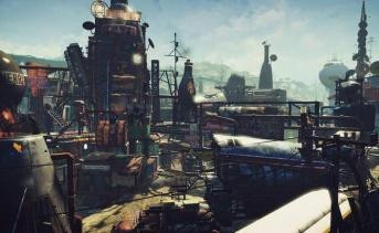 『NUKA CITY』PS4版で作られた立派な居住地作品