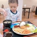 漫画喫茶オレンジハウス「お子さまセット(120B)」【オリくんお子様ランチ日記その2】