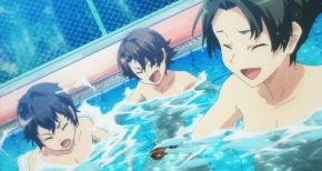 【DIVE!!】第1話 感想 目指すは3年後の東京五輪