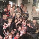 『【画像】密密すぎる都内ホストクラブの七夕イベントがこちらwwwwwwwwwwww』の画像