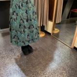 『プリーツスカート製作中。』の画像
