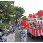 『今年も来て頂きましたお祭り太鼓!!!』の画像
