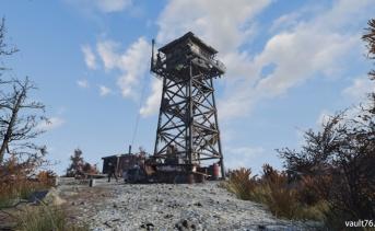 サウス・マウンテン監視地点(South Mountain Lookout)