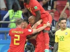 【 ベルギー vs ブラジル 】試合終了!ベルギー、ブラジルの猛攻耐え32年ぶりのベスト4!