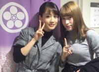 【AKB48】平田梨奈と前田敦子の2ショットをご覧ください
