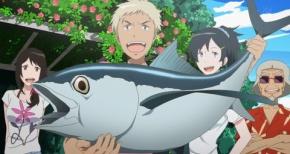 【つり球】第6話 感想 退院祝いにマグロを釣りたい!