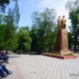『キルギスに到着!イランビザ申請に行くよ!』の画像