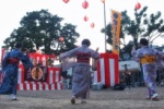 """住吉神社で盆踊りが開催されました~踊りすぎて""""盆踊りサークル""""ができた!~"""