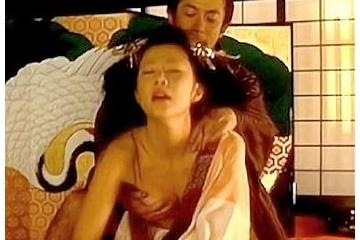 木村佳乃さん裸でおっぱいをモミモミされる
