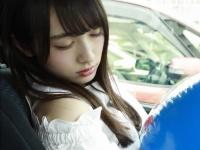 【画像】欅坂46渡辺梨加、最新の全身水着ショットが公開!!!