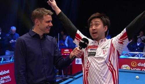 【海外の反応】 日本人ビリヤード選手、大井直幸さんの英語インタビューが面白いと話題に