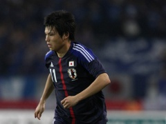 宮市亮「この1年が本当に勝負だと思っている」=サッカー日本代表