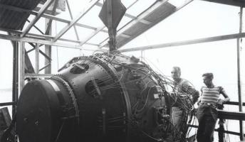 74年前の今日、アメリカ・ニューメキシコ州で人類初の原子爆弾の実験に成功(トリニティ実験) 人類が神に近づいた日