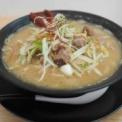 Noodle shop arakawa@鴨だし辛味噌