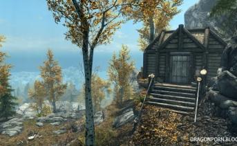 フローキの小屋