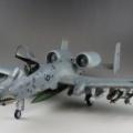 1/72 A-10A サンダーボルトⅡ 製作 4 完成