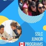 『SSLC ジュニアプログラム ガイド』の画像