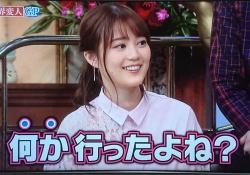 なんかギコチナイw 生田絵梨花さん、市來玲奈アナと共演!!!