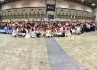 渡辺美優紀、最後の握手会を終える。お見送りに参加した人の数がヤバい