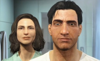 Fallout4 主人公(男女)の声優が決定