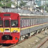『孤軍奮闘!メトロ5000系5817F』の画像