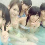 『貴重なせいちゃんの水着姿◎福岡聖菜ちゃんの夏』の画像