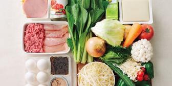 家族3人で食費は3万円と夫に決められていて買い物がストレスです。