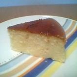 『スフレチーズケーキ』の画像