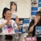 セミは梅咲遥&鈴季すず🆚久令愛&林亜佑美は個性の強い他団体の...
