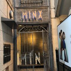 MINX青山店お店情報担当安田です