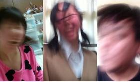 【ネット文化】  日本のネットで 「顔を振りながら写真をとる」ことが流行っているらしいぞ。  海外の反応