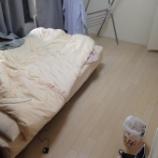 『30代新婚夫婦のお片付け・Kさん【寝室】③』の画像