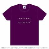 『【乃木坂46】北野日奈子の生誕Tシャツのメッセージが重い・・・』の画像
