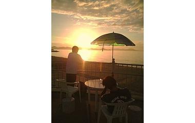 『夏休み終了。』の画像
