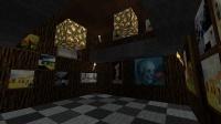 とある部屋、改め画廊 完成
