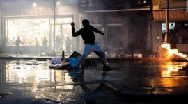 【ベルギー】警察が捕らえた黒人死亡、BLMデモになり暴徒化…100人以上逮捕