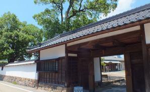 江戸時代後期の武家屋敷を散策